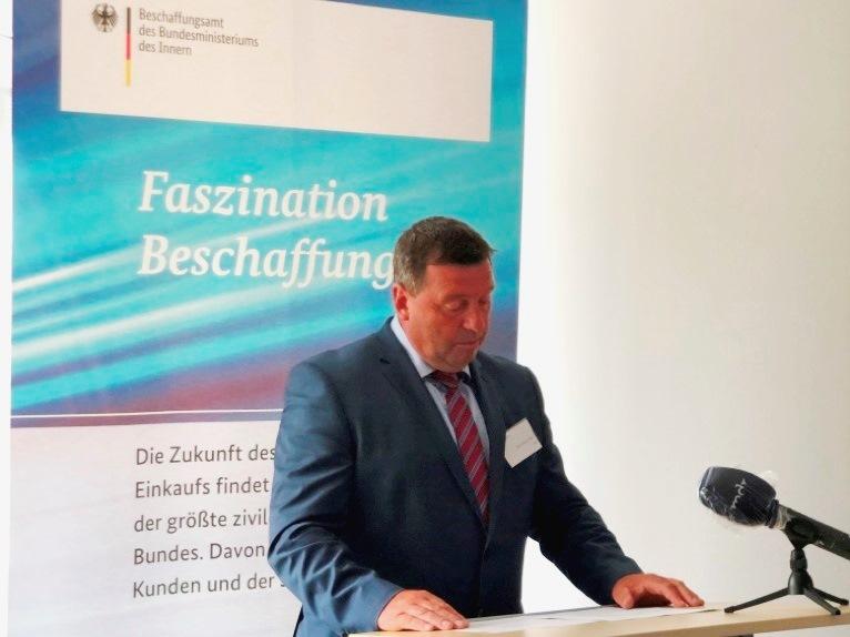 Volkmar Vogel, Parlamentarischer Staatssekretär beim Bundesministerium des Innern, für Bau und Heimat