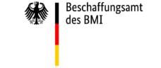 Link: Logo Beschaffungsamt des BMI. Führt zurück zur Startseite.