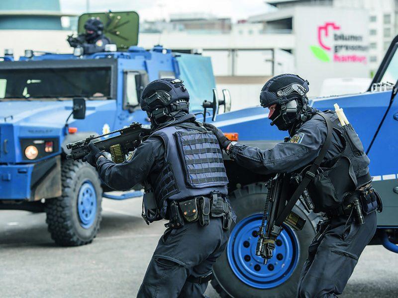 Sondereinsatzkommando der Polizei